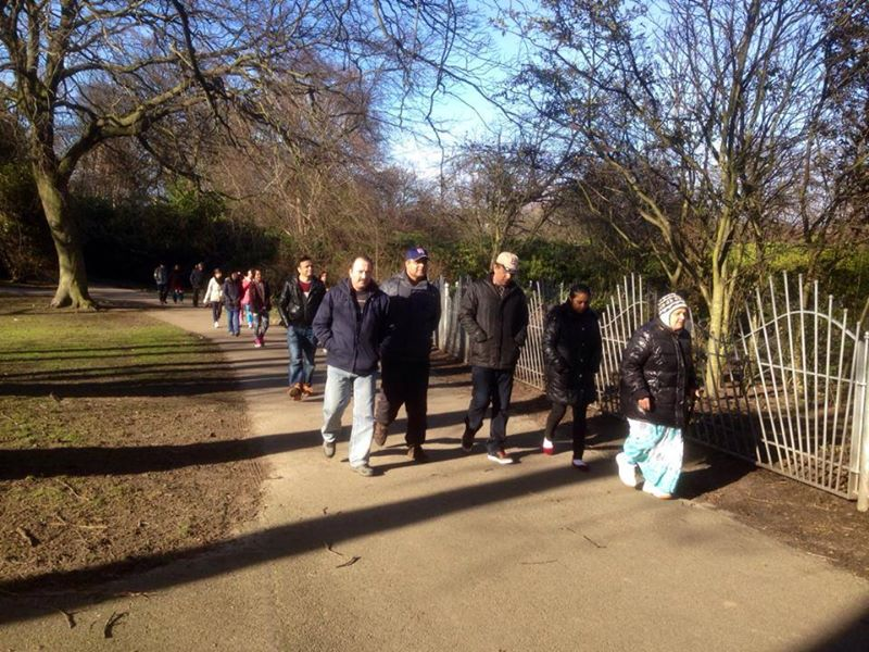 Health Walk 3 Feb