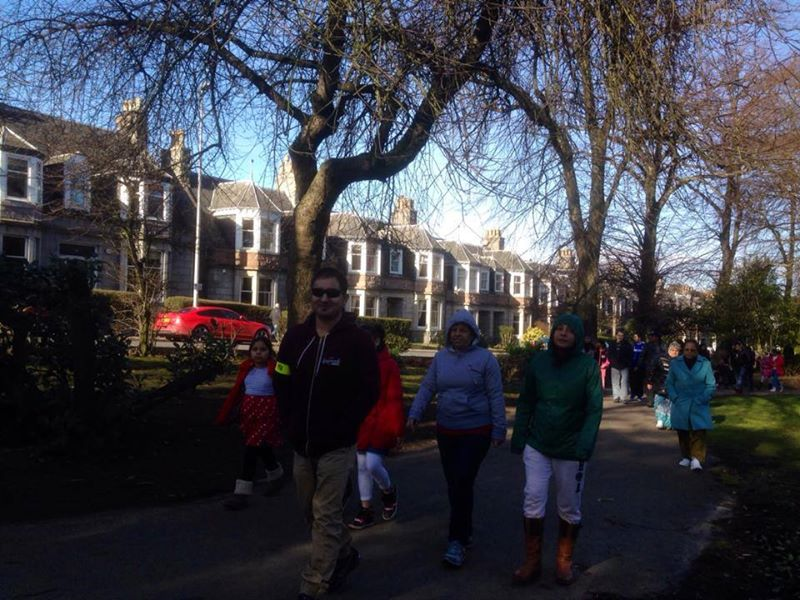 Health Walk 22 Feb