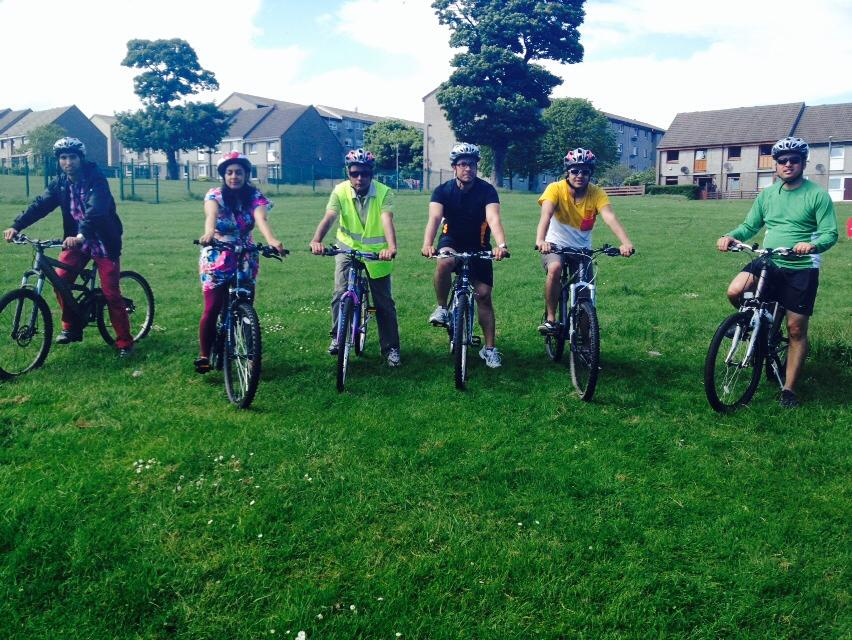 cycle club 8 June2